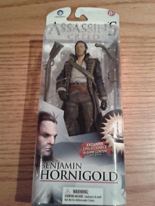 Assassin's Creed Benjamin Hornigold Figure