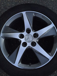 Acura TSX A-Spec Rims 225/50R17 in EXCELLENT CONDITION
