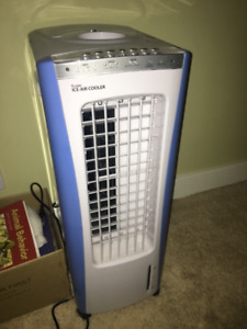 Ice A/C cooler