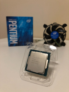 Intel Pentium G4560 3.50 GHZ - Comes with Box/Warranty