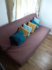 Sofa bed to be collected asap