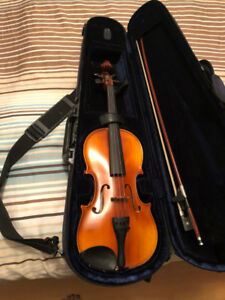 Remenyi 1/4 violin