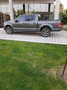 2016 Ford F-150 XLT Sport a vendre 41 500$