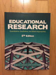 Educational Research (5th Edition)