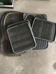Car Floor Mats - 2 sets
