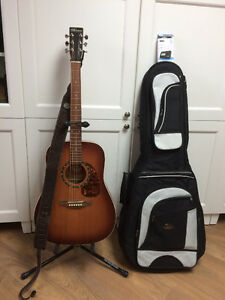 Guitare acoustique Norman B18