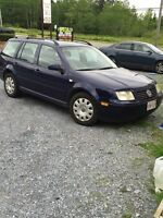 2004 Vw wagon TDI
