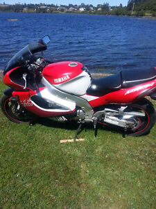 For sale 1997 YZF 1000R