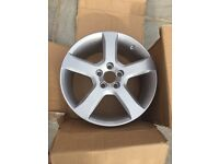 Volvo alloy wheel