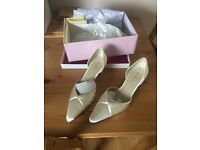 Bethany Rainbow Club Bridal Shoes
