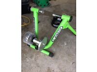 Kurt Kinetic Rock and Roll Turbo Trainer and Riser