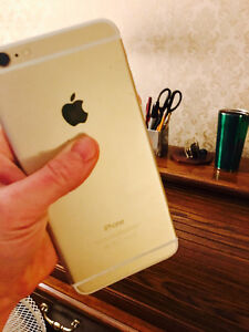 Beautiful Gold 6 plus iPhone - VICTORIA RESIDENTS ONLY :)