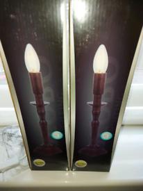 Candlestick lights