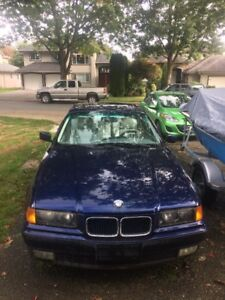BMW 325is awesome little car