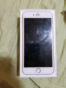 IPhone 6s plus with extras