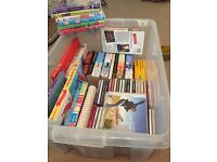 Carboot job lot cd , books and DVD sw11 3uf