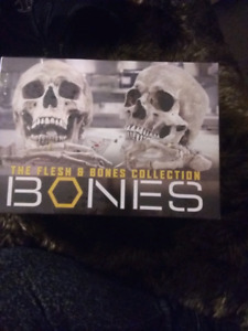 Flesh and Bones Collection DVD
