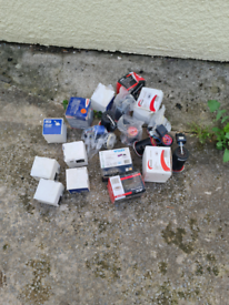 Free to collect selection of down lights