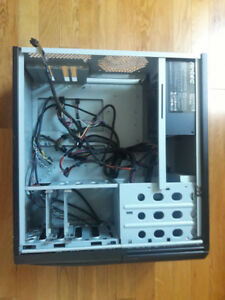 Boitier et power supply Antec