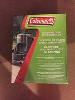 Coleman camping drip coffee maker