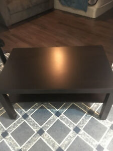Coffee and End Tables (IKEA) - Both for $50 or best offer
