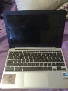 Asus chrome book laptop *no charger*