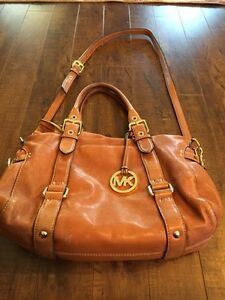 Michael Kors Authentic Satchel