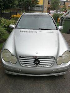 2002 Mercedes-Benz C-Class Coupé (2 portes)