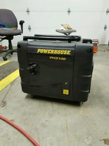 Powerhouse Generator 3100RI