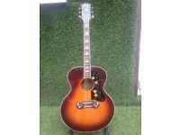 """Ibanez J200 Vintage""""Lawsuit Acoustic Guitar Made in Japan"""