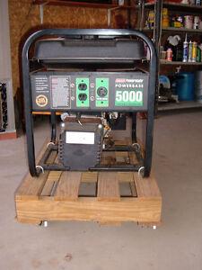 PowerMate 5000W Generator