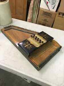 Vintage Auto Harp