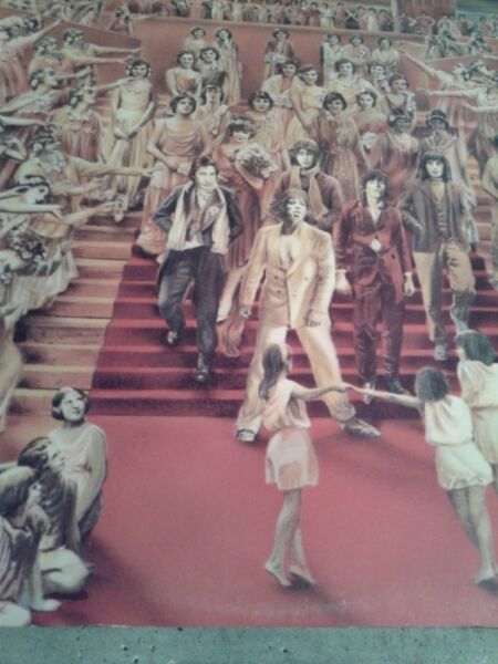 The Rolling Stones - It's Only Rock 'N' Roll ,lp 74 UK