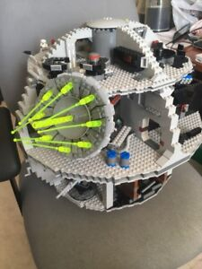 *Lego Death Star. 99.5% complete