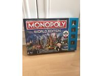 Monopoly board game new and sealed