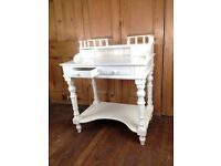 French dressing table/desk