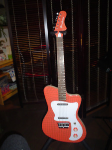Danelectro  67 Heaven Alligator Electric Guitar