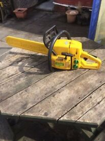 ALPINA chainsaw