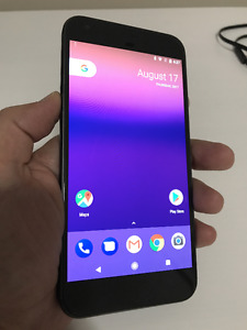 Google Pixel XL 32GB with 2 cases and earbuds - $425 firm