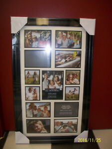 """2 LARGE """"MICHAEL'S"""" COLLAGE FRAMES FOR SALE"""
