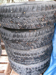 lt235/75r15 tires on s10 rims
