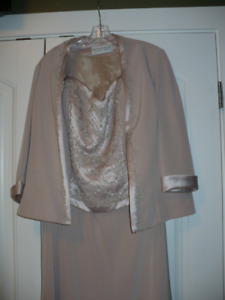 Formal Gown with jacket