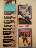 Value Collectible Hockey Cards O'Pee Chee Rookie Cards