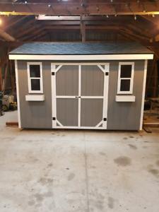 12 x 8 garden shed.