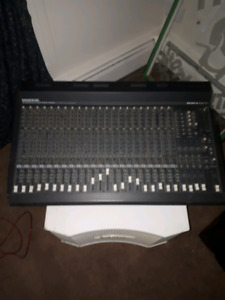 Mackie SR series 24.4.2 4BUS Mixing Console
