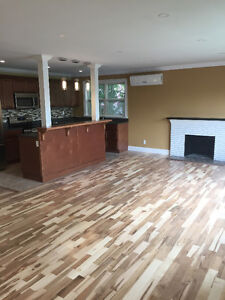 Fully refinished 3 bedroom in heart of Dartmouth