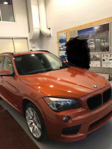 2015 BMW X1 X Drive 28i PANORAMIC SUN ROOF, LEATHER, WINTER TIRE