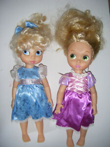 2 Disney Dolls For Sale...