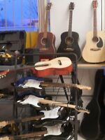 GUITARS ON SALES NOW!!!