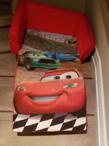 Child's CARS sofa bed...